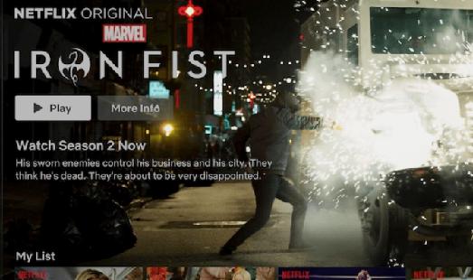 Netflix正在试用HDR前<font color=