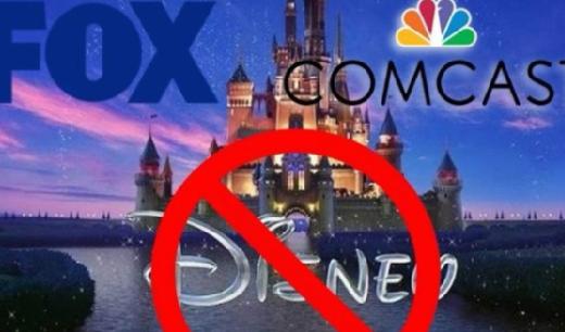 迪士尼计划将福克斯出售的RSN、Sky收入投入于OTT产品