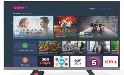 Netflix上线NOW TV 新的智能<font color=