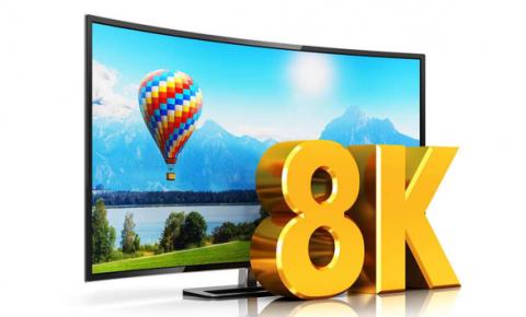 盘点已经从概念来到我们身边的8K电视