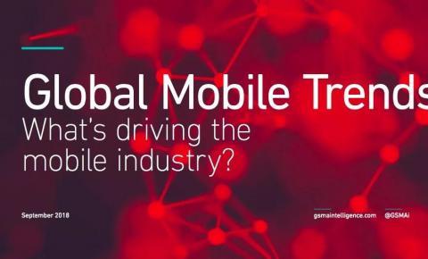 《2018全球移动趋势》2025年,36.92亿人将通过移动设备访问互联网,占全球网民的72%
