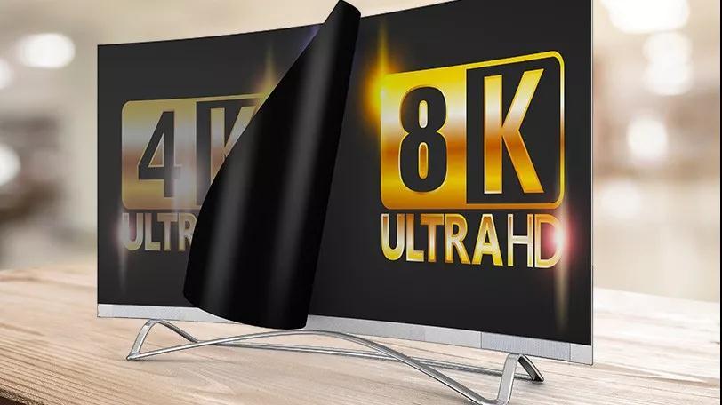 2020年,8K电视出货量将接近200<font color=