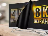 2020年,8K电视出货量将接近200万台