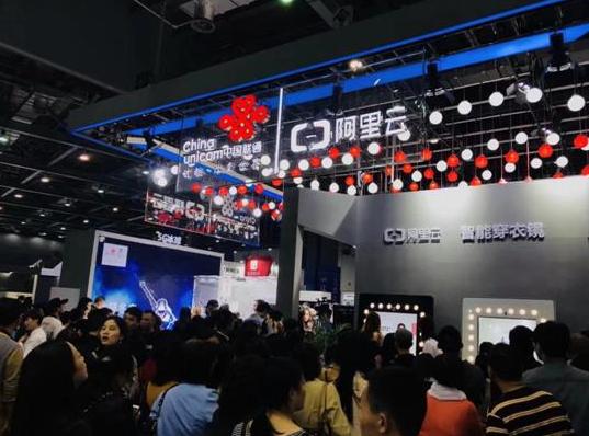 江西联通5G+VR助力产业新升级