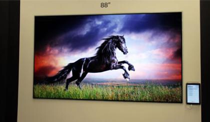 LG的8K OLED电视预计将于2019年6月推出