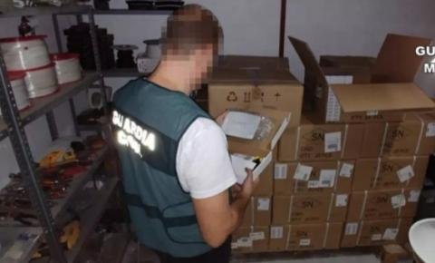 西班牙警方逮捕三名提供共享电视的非法人员