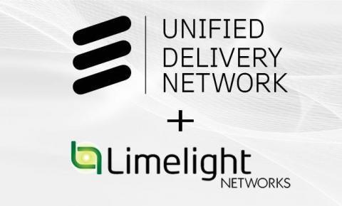 Limelight Networks和爱立信达成CDN和<font color=