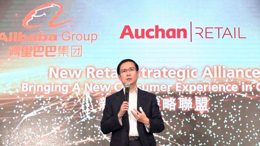 阿里CEO张勇:云计算未来将成为阿里的主营业务