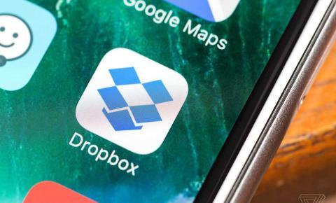 云存储服务Dropbox三季度净亏损为580万美元