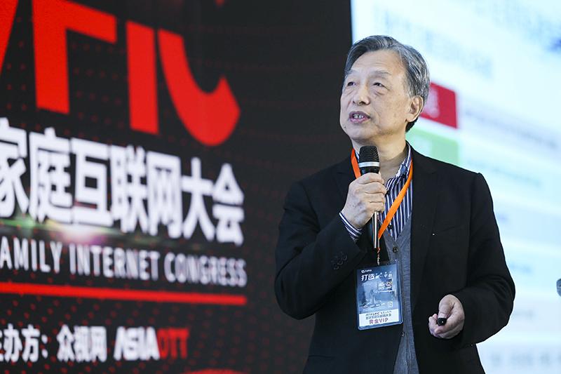 杜百川:广电必须要改变分散投入运营的根本方式