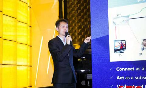 艾策通讯王勇:IPTV/OTT业务可视化运维新思路