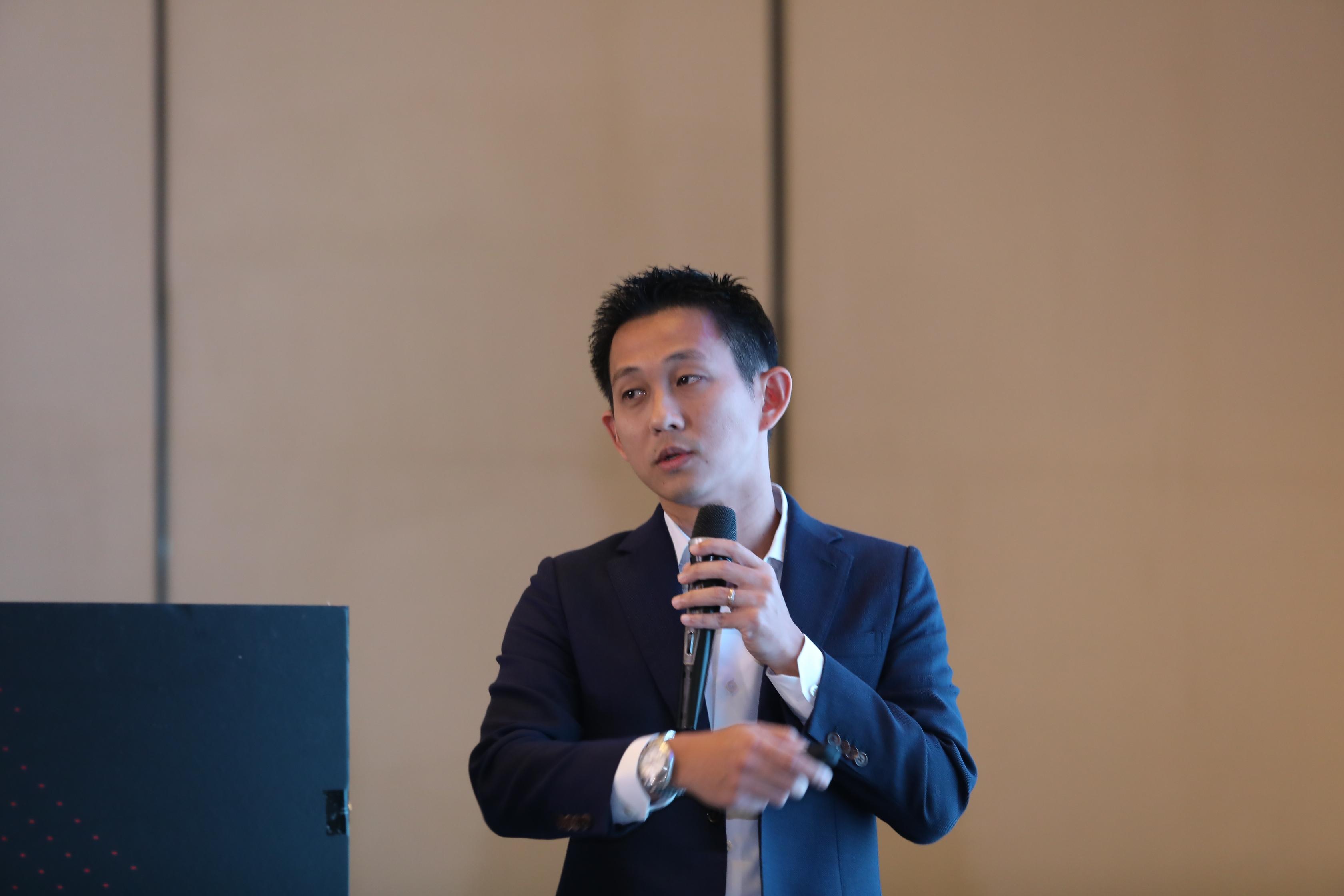 TATA通信Jon Ng:TATA通信——把中国带向世界
