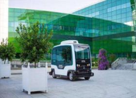 新加坡首次推自动驾驶公共汽车服务测试