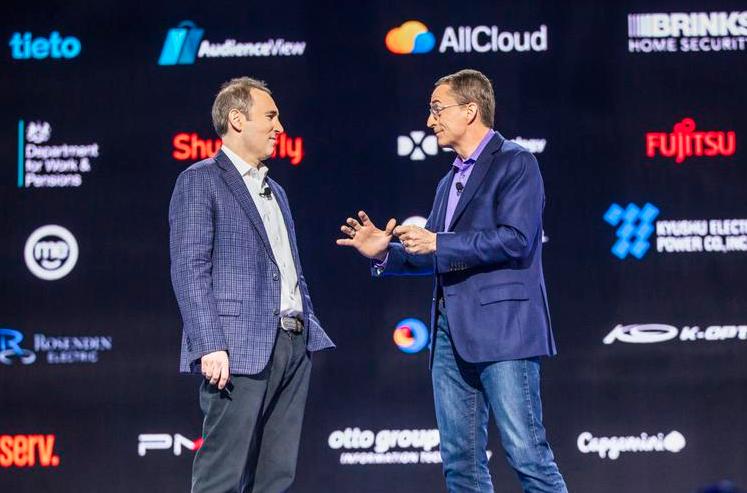 AWS与VMware联手推出企业数据中心的混合云产品