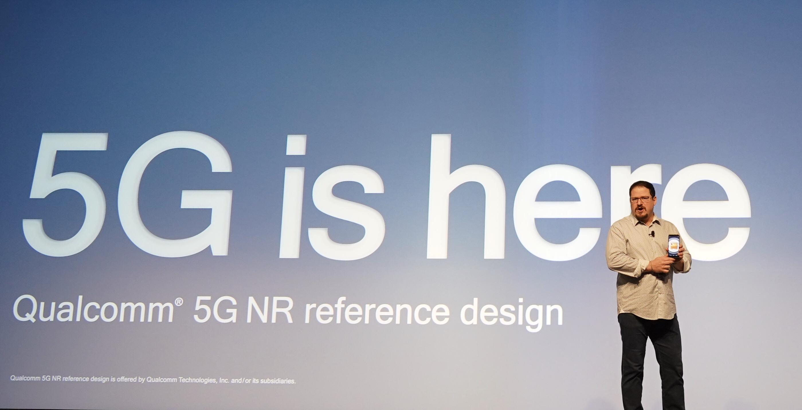 骁龙855平台来袭!高通与全球移动运营商共同探讨5G部署
