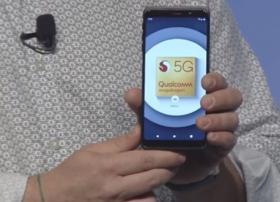 高通公布5G智能手机合作厂商名单:三星、小米、中兴在列