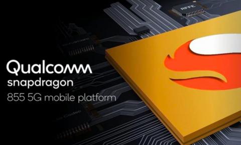 高通Qualcomm Snapdragon 855移动平台亮相<font color=