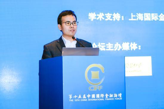 腾讯金融云总经理胡利明:现代金融体系构建服务实体经济高质量发展