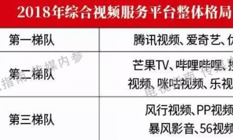 《2018电视剧行业调研报告》(视频网站篇)