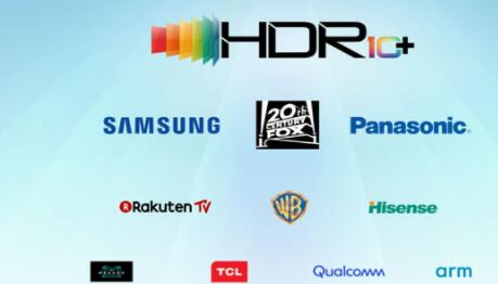 TCL、海信及三星等都在进行HDR10 +计划