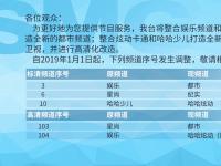 2019年,上海电视荧屏主动求变,与时代同行!
