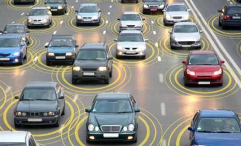全国首条开放道路智慧公交示范线在长沙开通