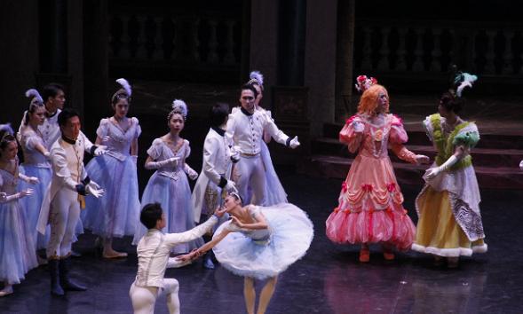 舞姿翩跹送祝福 共赏经典迎新年----BIRTV之夜2019新年芭蕾晚会举办