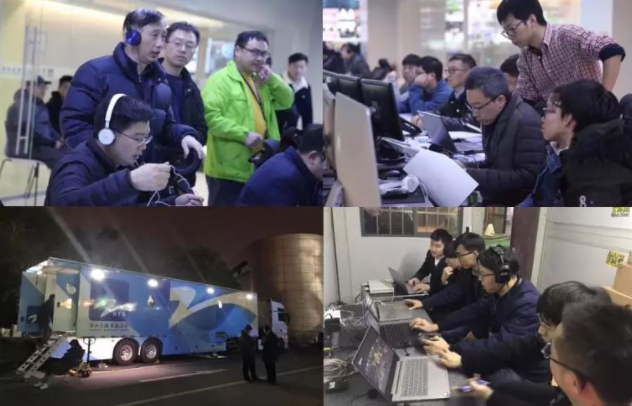 """""""两全两高""""助力浙江IPTV首创跨年晚会4K全景声直播"""