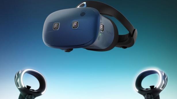 HTC推出眼动追踪和采用内向外定位追踪的VR头显