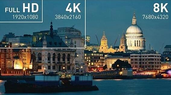 【视角】即使8K内容极度缺乏 国外市场仍在抢占TV设备占有