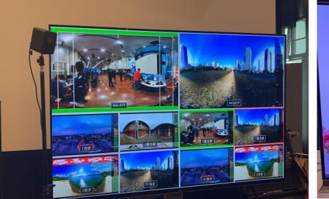 中国联通5G+4K,成功助力央视<font color=