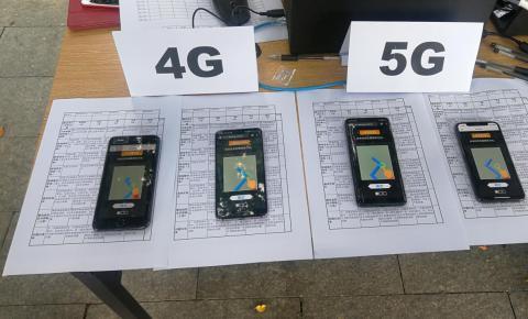 UCloud携手广东移动、中兴通讯率先在国内进行5G<font color=