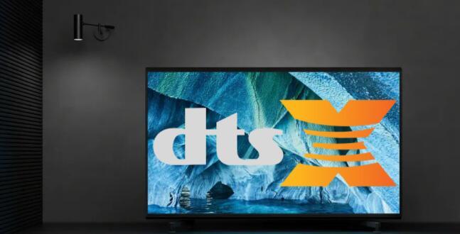 首批配备DTS:X的电视将于2019年末或2020年推出