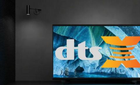 首批配备DTS:X的<font color=