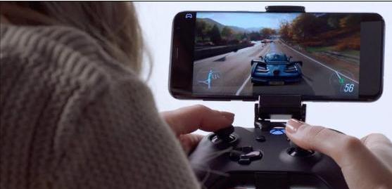 微软宣布旗下Xbox One游戏均可在手机上进行云游戏