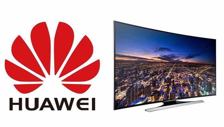 """华为年内或出55""""4K液晶智能电视 由京东方代工"""