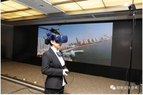 国内首个!中国信通院、联通网研院、华为、青岛联通联手打造基于5G云VR的智慧赛场