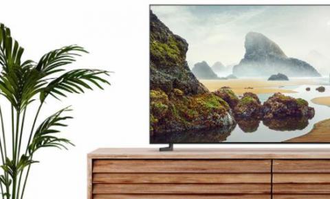 三星推出2019年款QLED 4K及8K超大屏智能系列电视