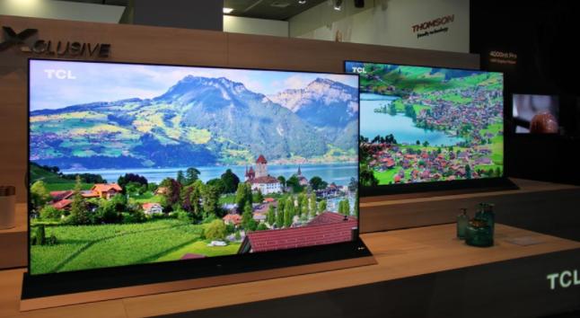 中国在全球液晶电视市场已超越韩国 出货占比31.9%达4856万