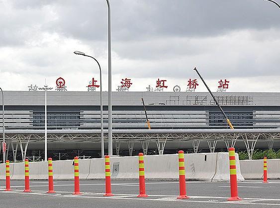 华为联手上海虹桥 搭建国内首个5G火车站