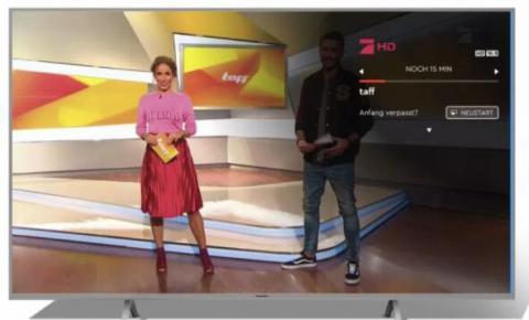 松下在德国提供HD+的卫星<font color=