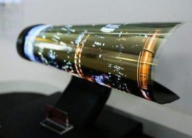 可卷曲的显示器将塑造全新的未来
