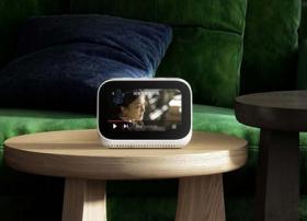 小爱推出触屏音箱 智能家居控制中心是其卖点