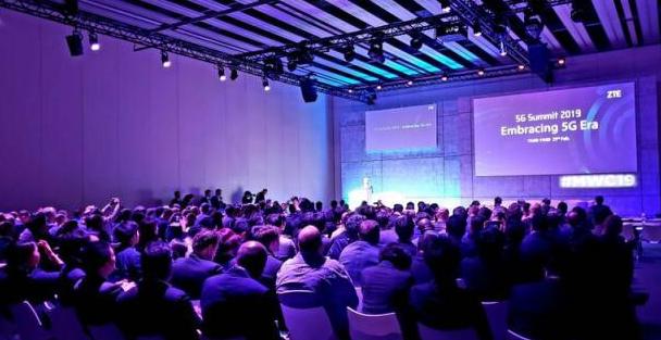 布局MEC+NFV!中兴通讯携众合作伙伴成功举办全球5G峰会!
