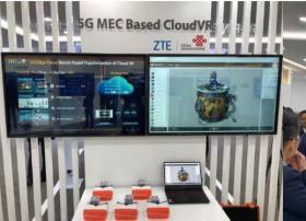 中国联通携手中兴通讯重磅发布5G MEC Cloud VR业务