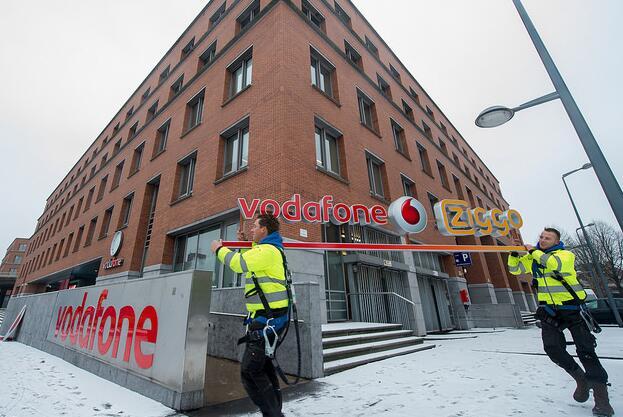 VodafoneZiggo将在Q1推出下一代4K电视平台
