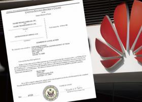 美国联邦法院已对华为控告美国政府案件发出传票