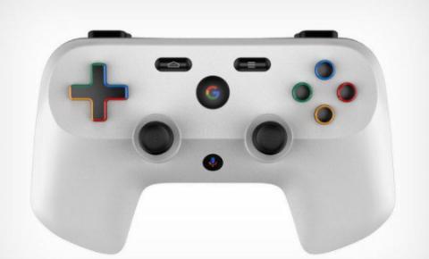 Google为云游戏时代开发新手柄