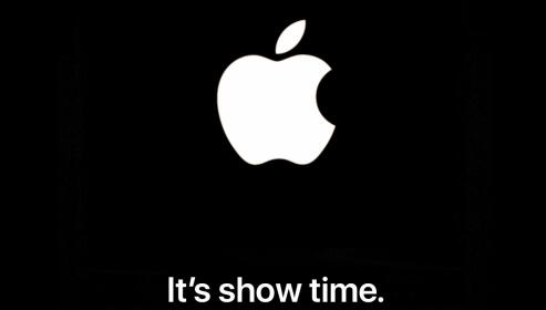 苹果宣布3月25日发布会 预计推出<font color=