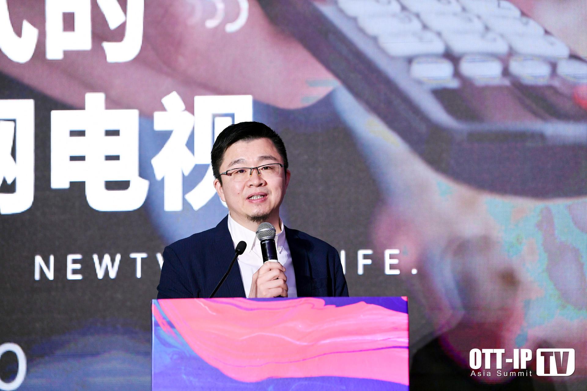 未来电视CEO李鸣:全媒体时代的中国互联网电视